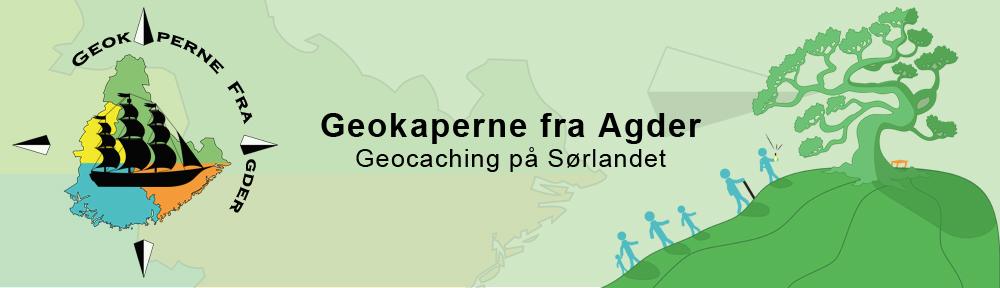 Geokapernes logo